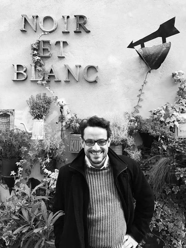 Nicolas Deniaud-Bille, wedding planner à Vertou
